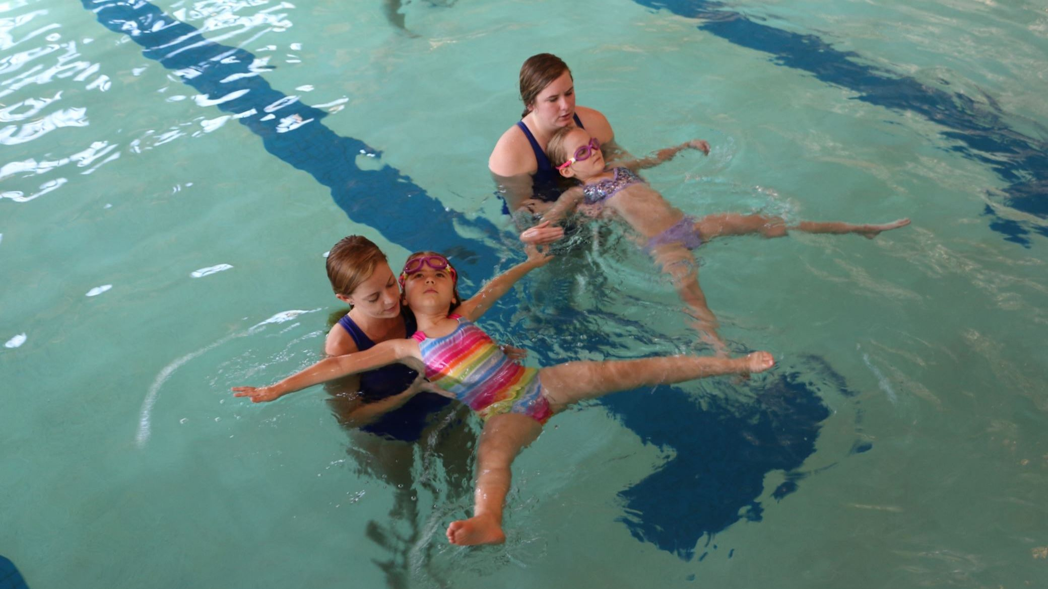 Swimming Lessons Level 3