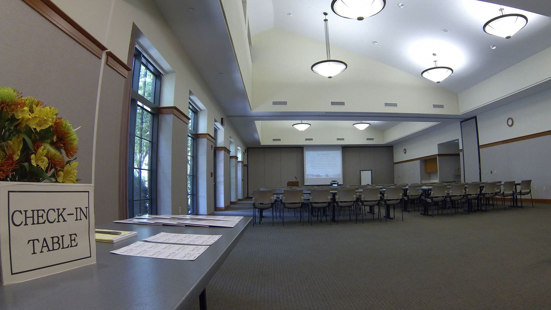 Lodge Meeting Rooms