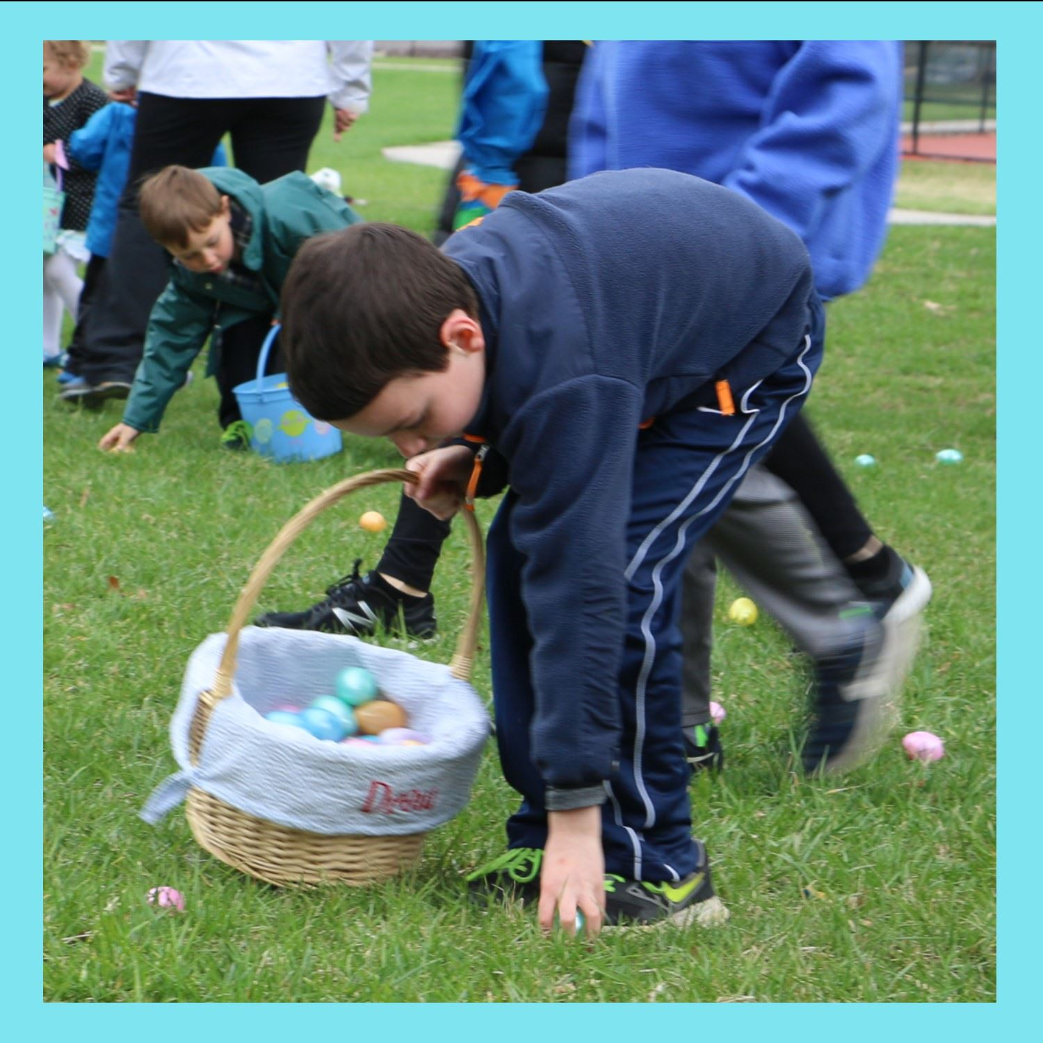 Egg Hunt Spotlight