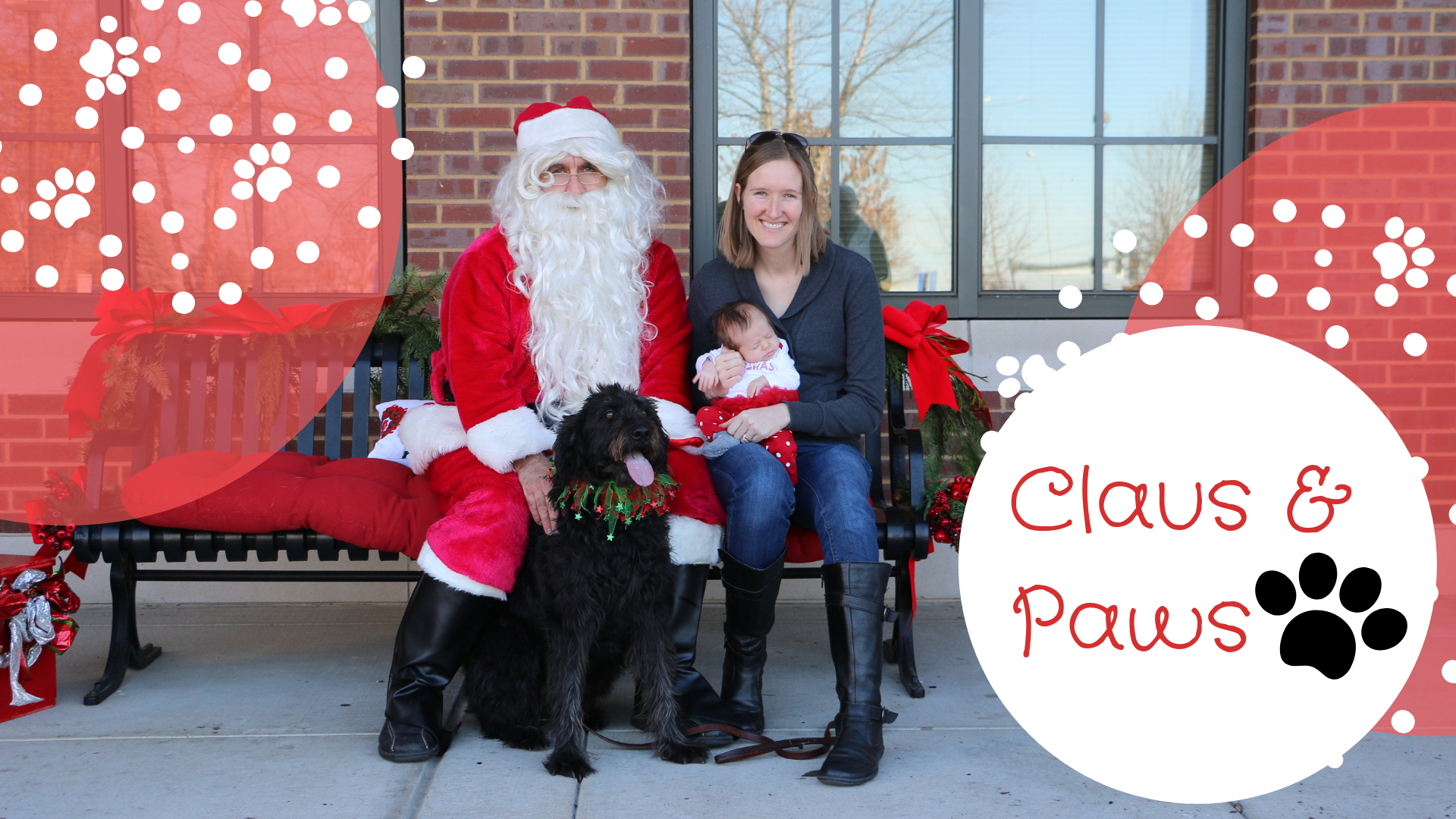 Claus and Paws